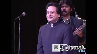 Moin Akhter with Nadeem live stage performance from Miami (Dhanak TV USA)