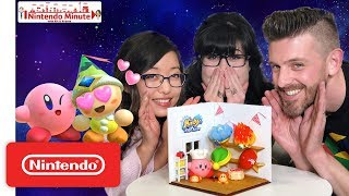 Kirby Star Allies Inspired Diorama Creation with Captain Dangerous – Nintendo Minute