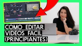 Cómo editar videos de Youtube FÁCIL 2018 (Tutorial para principiantes)