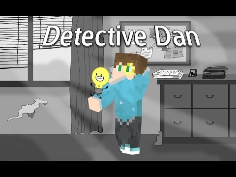 THE GREATEST DETECTIVE?! | Detective Dan | Minecraft Adventure Map