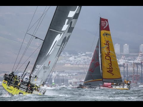 Cape Town In-Port Race | Volvo Ocean Race 2014-15
