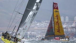 Cape Town In-Port Race   Volvo Ocean Race 2014-15