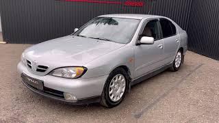 Мини обзор.  Nissan Primera.  1999.