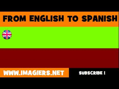 FROM ENGLISH TO SPANISH = Cable ducts
