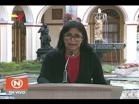 Reporte Coronavirus Venezuela, 13/04/2020: 8 nuevos casos reporta Delcy Rodríguez.