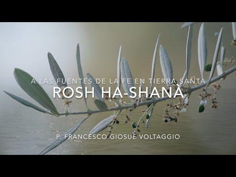 Catequesis  Rosh Ha Shanah