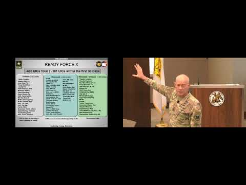 214th ILW Breakfast - Lt. Gen. Charles D. Luckey Apr 23 2019
