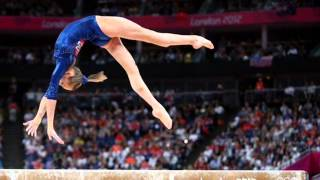Floor Music Gymnastics #6 - On Top Of The World