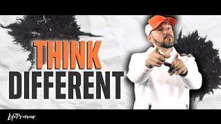 Chris Record - THINK DIFFERENT - MOTIVATIONAL RAP VIDEO