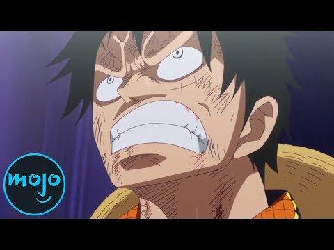 Top 10 Anime Rage Scenes (Ft. Todd Haberkorn)