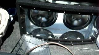 Subs And Amp For Sale On Ottawa Kijiji