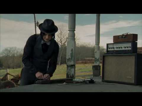 Jack White makes a guitar (Scene from It Might Get Loud)