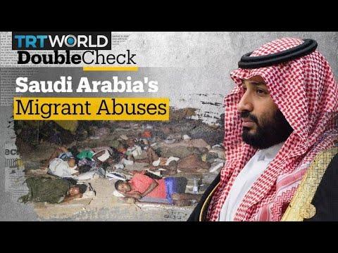 African Migrants 'Left to Die' in Saudi Arabia