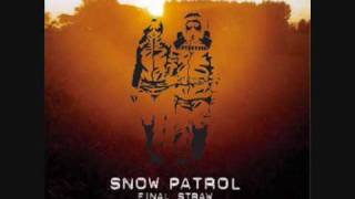 Watch Snow Patrol Grazed Knees video
