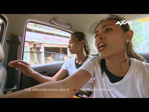 The Amazing Race Asia 5 – Interviews with the top 3