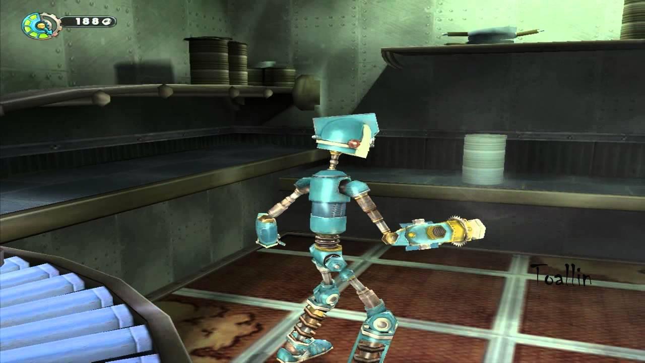 Скачать игру на пк роботы