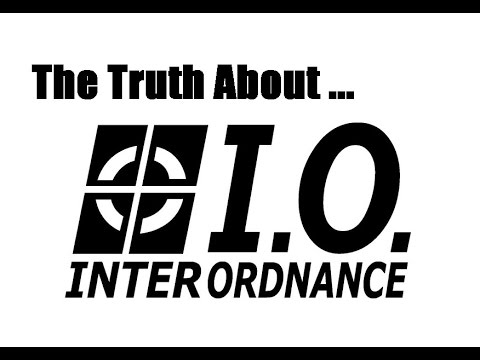 The Truth About I.O. (Inter Ordnance)