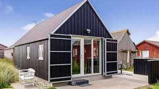 Fisherman Warehouse Turned To Beautiful 375-square-foot Tiny Cottage