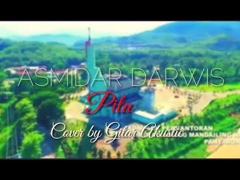 PILU (ASMIDAR DARWIS)..COVER BY RUDY ALJA FT FADLY LUBIS