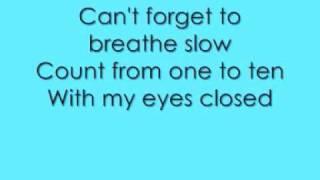 Breathe slow - Alesha Dixon with lyrics