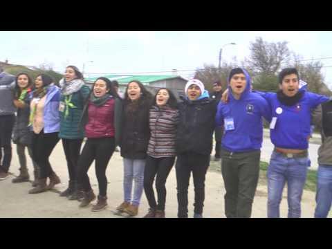 """Cumbia """" Encuentro Nacional Cevas Chile 2016"""""""