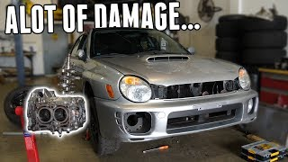 removing-disassembling-the-wrx-s-built-ej205-it-s-not-good