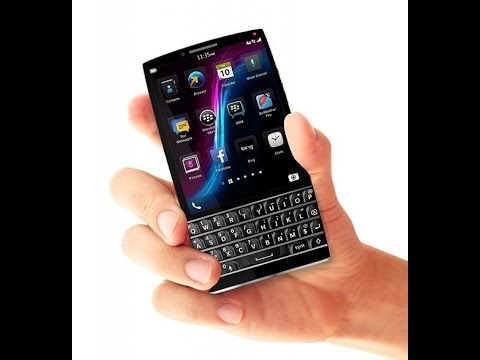 Blackberry Q40 Upcoming Concept Phone 2014 Youtube