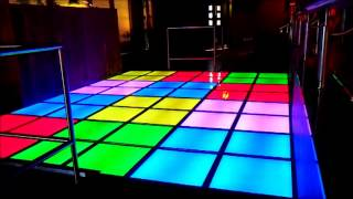 Showtec Installation - LED Dancefloor - Tahiko, Douglas, Isle of Man