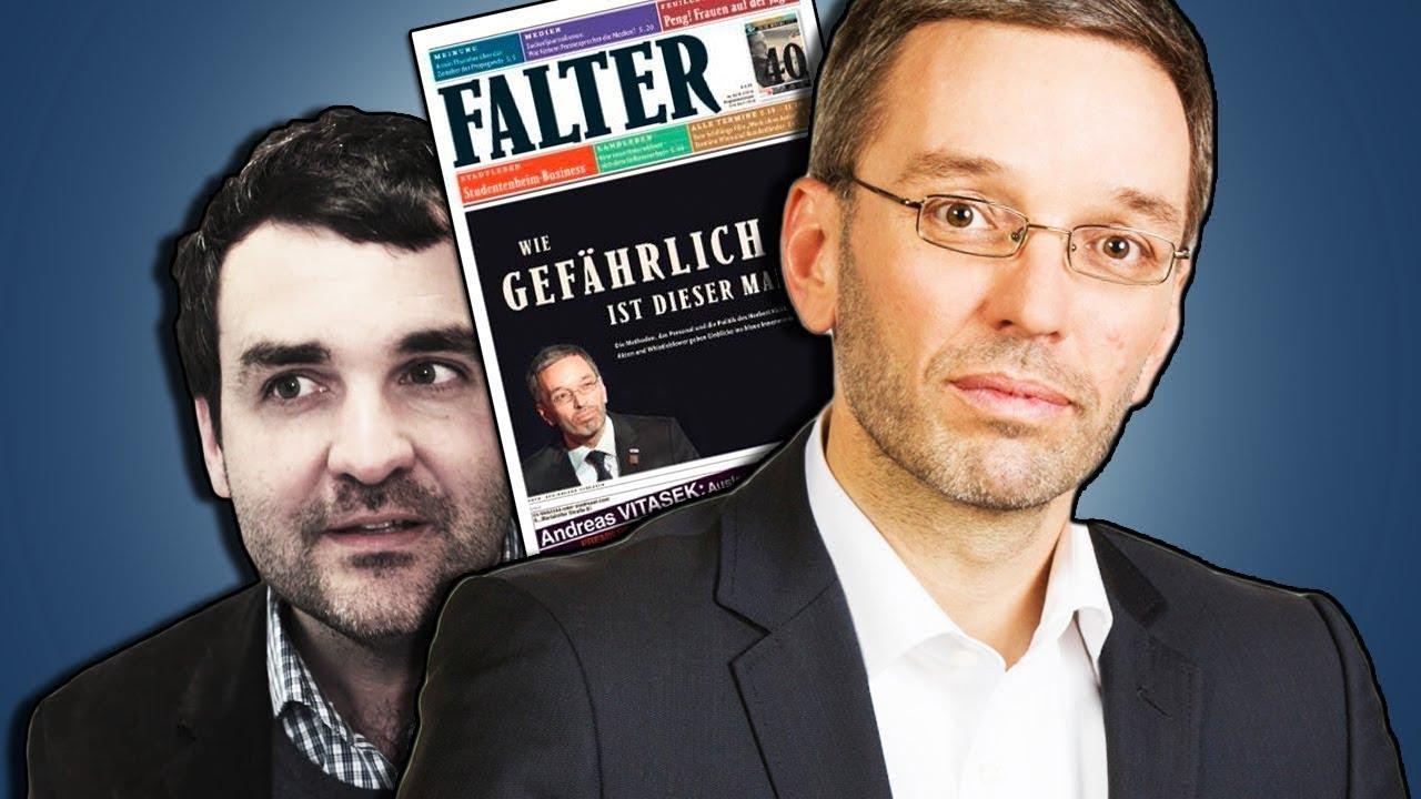 So hetzen Kurier, Standard & Falter gegen Polizei und FPÖ