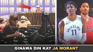 Ja Morant mala Young Derrick Rose Gumalaw! Atlethic Guard! | Kahit Second Pick Binastos ng Media!