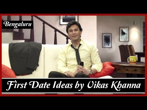 First Date Ideas | Best Places In Bengaluru | Vikas Khanna | AskMe