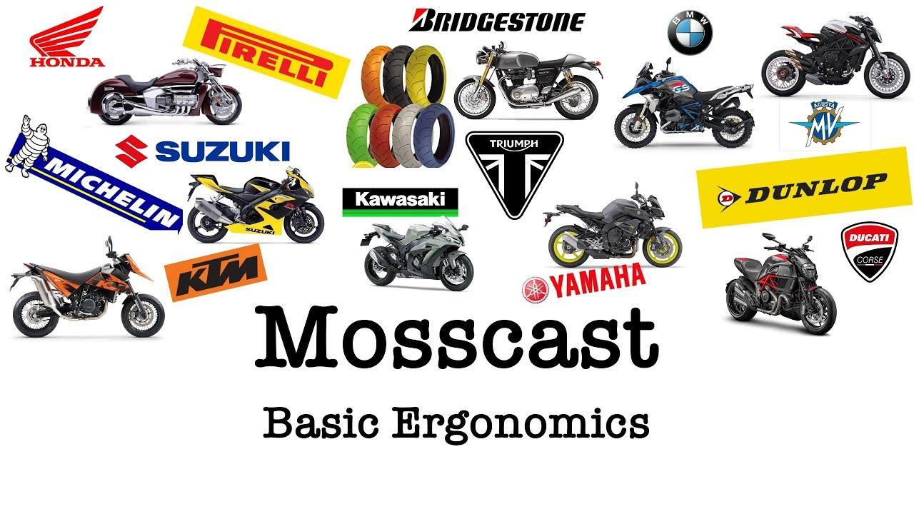 Mosscast Basic Motorcycle Ergonomics Trailer Youtube