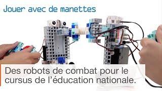 Manuel n°10 : Jouer avec des manettes (éducation nationale - collège)