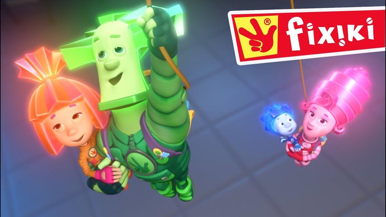 FIXIKI - Robotul (Ep. 28) Desene animate în română - 30 MIN