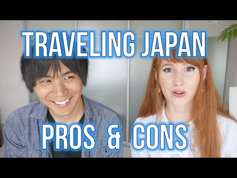 Pros and Cons of Traveling in Japan