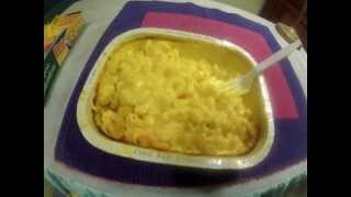 Foodreview: Marie Callender's Macaroni And Cheese