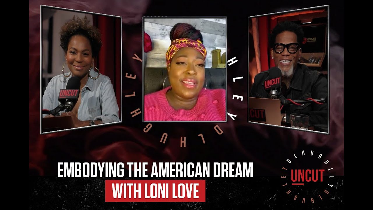 Comedian Loni Love Explains How She Defied Expectations | DL Uncut | Laugh Out Loud Network