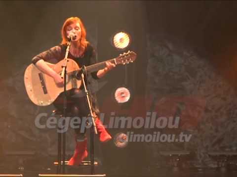 Athéna Whitton-Clément - Cégeps en spectacle finale locale 2014 | Cégep Limoilou