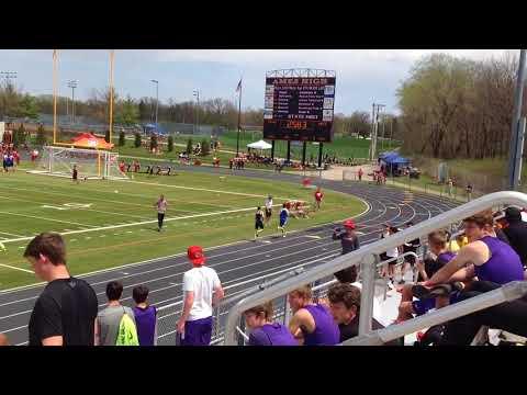 Iowa Middle School State Track Meet   Pella Middle School 1600m