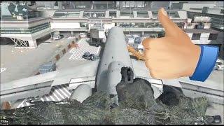 All MW3 Terminal Glitch Spots (Xbox/PC/PS3)