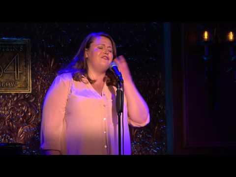 Kristen Kane sings