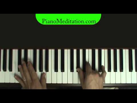 Here I am to Worship - How to Play on Piano - YouTube