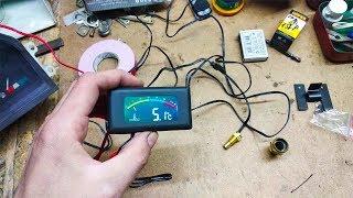 Датчик температуры тосола (ОЖ) с LED дисплеем для любого автомобиля.