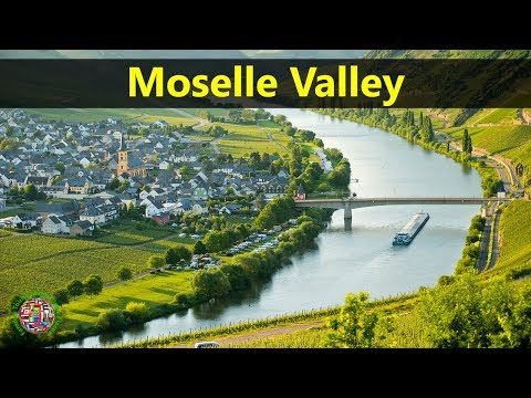 Best Tourist Attractions Places To Travel In Germany | Moselle Valley Destination Spot