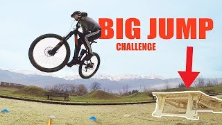 BIG JUMP CHALLENGE (Mountainbike)