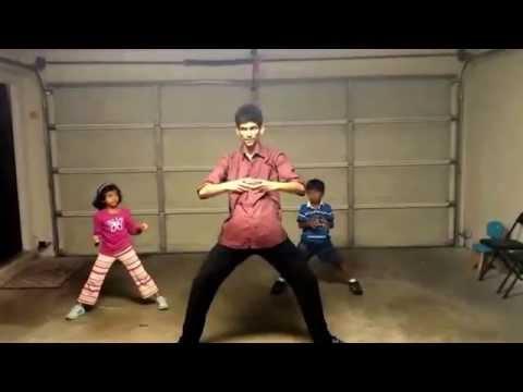Lungi Dance Steps