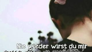 ⊱' Weine nicht weil es vorbei ist..! *: