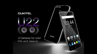OUKITEL U22 Unboxing Review