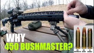 Video-Search for 458 socom vs 450 bushmaster