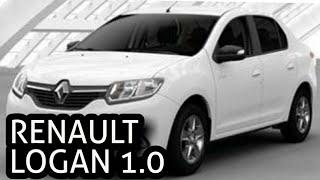 🇫🇷 Renault Novo Logan 1.0 Authentique 2018 ★ Review infoCAR